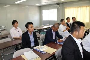 自民党青年局福島視察H26 7・29 061
